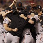 Sweet strange words: World Champion San Francisco Giants