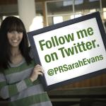 Behind the Tweets: Sarah Evans (@PRSarahEvans)