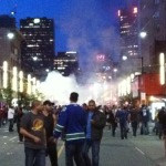 Social media and the Vancouver Riots