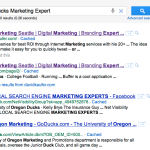 Who's the best Oregon Ducks Marketing Expert? Why Not Ask Google?