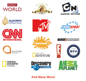 Cable Channel Logos