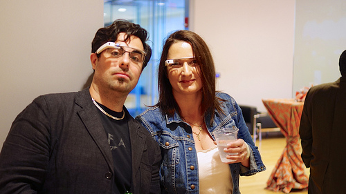 google glasses, mobile