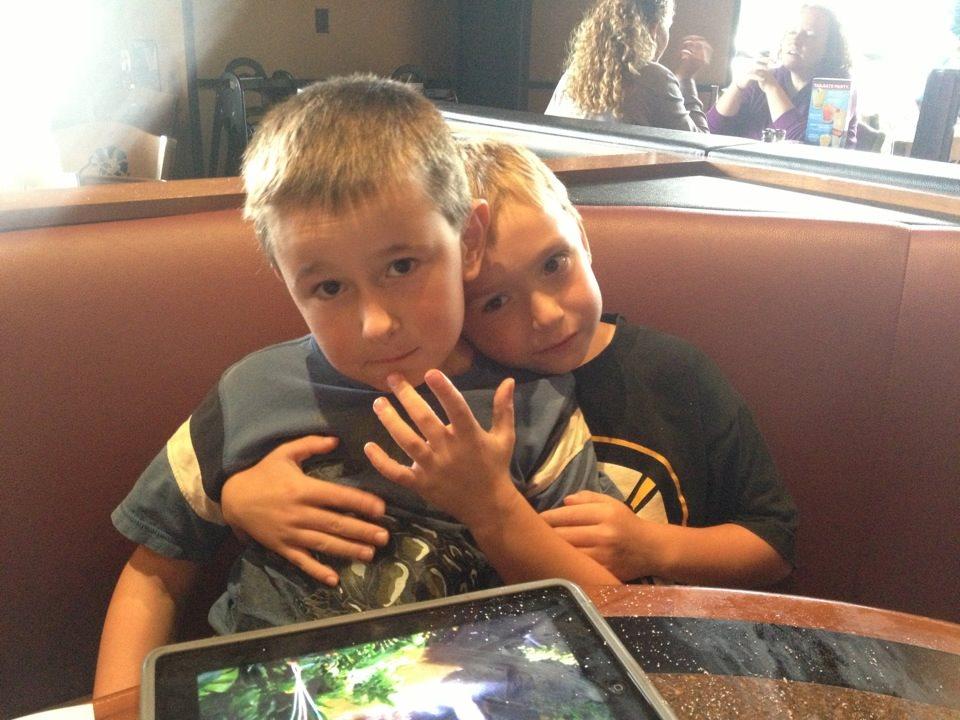 Autism Twins Love