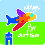 Wings for Autism™ Set To Fly Into Seattle-Tacoma International Airport!