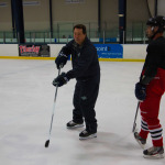 Humble Pie Never Tasted So Good: Learning To Play Hockey (1st Night)